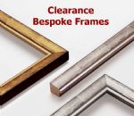Clearance Bespoke Picture Frames